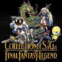 Collection of SaGa : Final Fantasy Legend [2020]