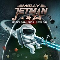 Willy Jetman : Astromonkey's Revenge [2020]
