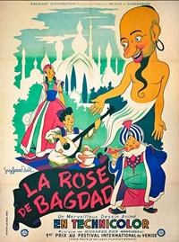 La Rose de Bagdad [1952]