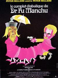 Le Complot diabolique du Dr. Fu Manchu [1980]