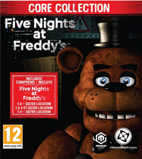 Five Nights at Freddy's Core Collection - Xbox One