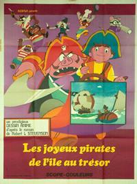 Les joyeux pirates de l'île au trésor [1973]