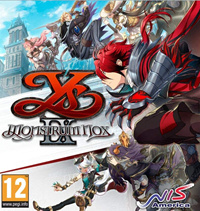 Ys IX : Monstrum Nox #9 [2021]