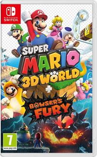 Super Mario 3D World + Bowser's Fury [2021]