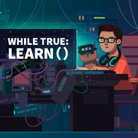 while True: learn [2019]
