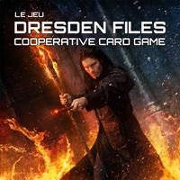 Les Dossiers Dresden : The Dresden Files Cooperative Card Game [2017]