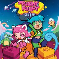 Pushy and Pully in Blockland [2020]