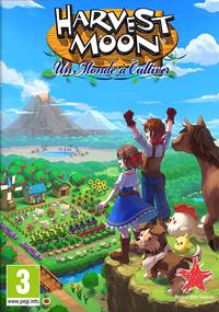 Harvest Moon / Story of Seasons : Harvest Moon : Un Monde à Cultiver [2021]