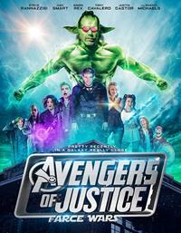 Avengers of Justice : Farce Wars [2018]