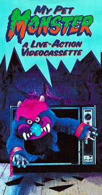 P'tit Monstre : My Pet Monster [1986]