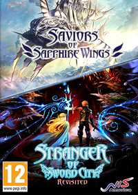 Saviors of Sapphire Wings / Stranger of Sword City Revisited [2021]