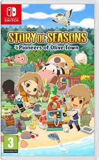Harvest Moon / Story of Seasons : Story of Seasons : Pioneers of Olive Town [2021]