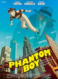 Phantom Boy [2015]