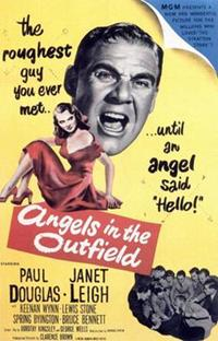 Une Equipe aux Anges : Angels in the Outfield [2013]