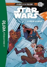 Star Wars : Flight of the Falcon : Le prix de la liberté #2 [2019]