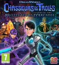 Les Contes d'Arcadia : Chasseurs de Trolls : Protecteurs d'Arcadia [2020]