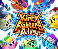 Kirby Fighters Deluxe #1 [2015]