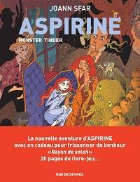 Aspirine : Monster Tinder tome 3 [2021]