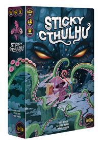 Sticky Cthulhu [2021]