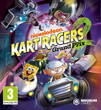 Nickelodeon Kart Racers 2 : Grand Prix #2 [2020]