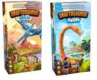 Draftosaurus : Extensions Marina et Aerial Show [2021]