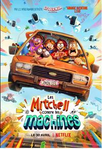 Les Mitchell contre les machines [2021]