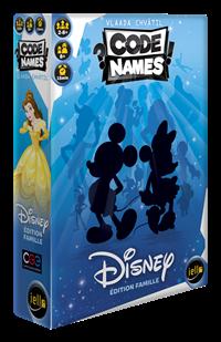 Codenames Disney Edition Famille [2021]