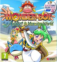 Wonder Boy : Asha in Monster World #4 [2021]
