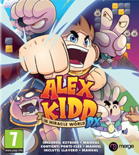 Alex Kidd in Miracle World DX - PC