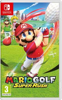 Mario Golf : Super Rush [2021]