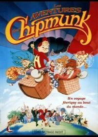 Alvin et les Chipmunks : Les Aventures Des Chipmunks [1987]