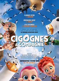 Cigognes et compagnie [2016]