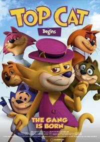 Le Pacha : Top Cat Begins [2015]