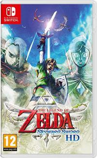 The Legend of Zelda : Skyward Sword HD [2021]