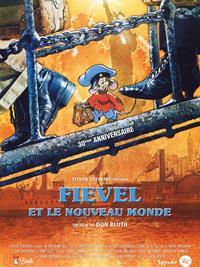 Fievel et le nouveau monde #1 [1987]