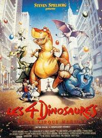 Les 4 Dinosaures et le Cirque magique [1994]
