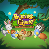 Buster's Quest : Trials Of Hamsterdam [2020]