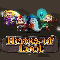 Heroes of Loot #1 [2015]