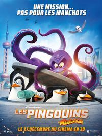 Les Pingouins de Madagascar [2014]