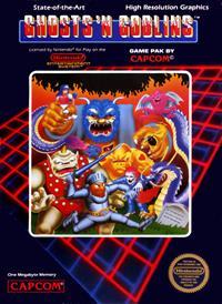 Ghosts 'n Goblins [1985]