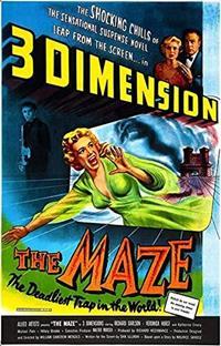 The Maze [1953]