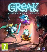 Greak : Memories of Azur [2021]
