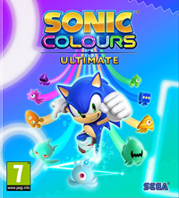 Sonic Colors : Ultimate [2021]