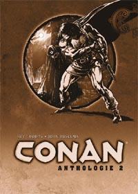 Conan L'ANTHOLOGIE n&b : Anthologie 2 Conan le barbare [#2 - 2003]