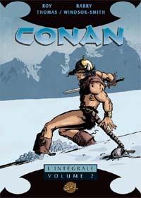 L'intégrale Conan le barbare #2 [2004]
