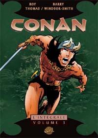 L'intégrale Conan le barbare [#3 - 2005]