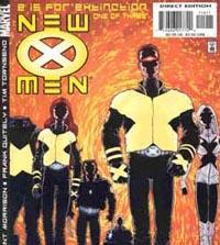 Marvel Deluxe : New X-MEN 1 [2005]
