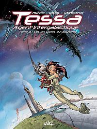 Tessa, Agent Intergalactique : Les Dix Dalles du labyrinthe #2 [2005]