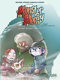 Monster Allergy : La ville suspendue [#4 - 2004]