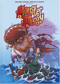 Monster Allergy : Le tueur d'étoiles #5 [2004]